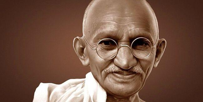 Mohandas Karamchand Gandhi (Foto: Divulgação)