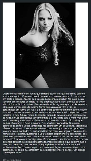 Jessica Lopes Nude Photos 8