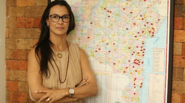 Mônica Burgos, da Avatim: nova vida após o divórcio (Foto: Avatim/Divulgação)