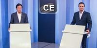 Ceará - debate (Foto: Arte/G1)