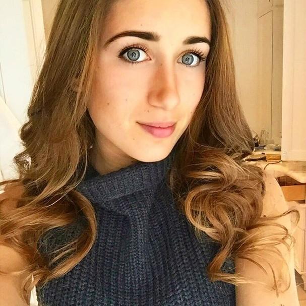 Nicole Crimi, 20 anos (Foto: Reprodução/ Instagram)