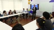 EUA oferecem bolsas a jovens empreendedores brasileiros (Reprodução GloboNews)