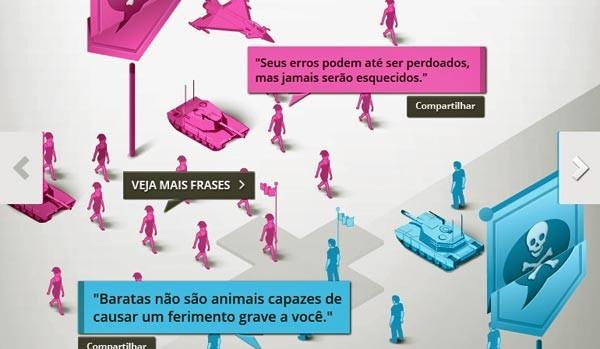 Guerra dos Sexos (Foto: TV Globo)