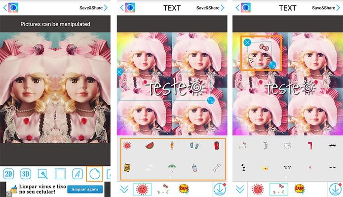 PhotoMirror: personalize sua foto com efeito de espelho no aplicativo Android P06