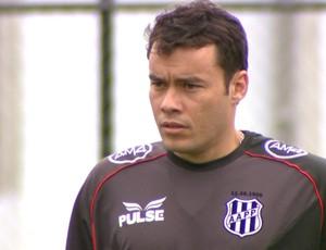 Renato Cajá meia Ponte Preta (Foto: Jefferson Barbosa / EPTV)