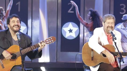 Fernanda Tavares e Murilo Rosa enfrentam Marilene Saade e Stênio Garcia no 'Ding Dong'