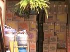 Polícia de Ribeirão Preto recupera carga roubada de produtos de limpeza