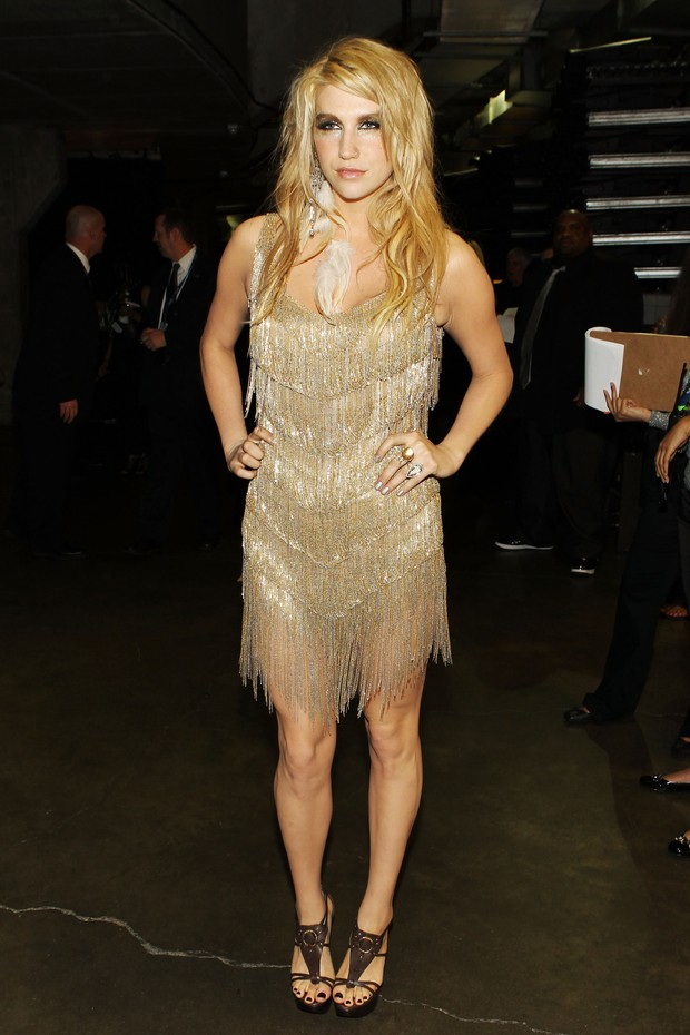 Kesha em 2010 (Foto: Getty Images)