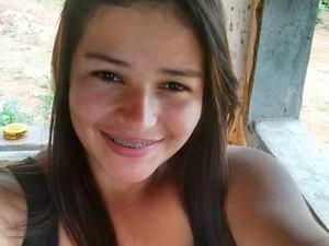 Eleika Talia foi morta a tiros em Ja?an?, distante cerca de 140 quil?metros de Natal (Foto: PM/Divulga??o)