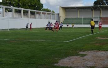 Estádio da Graça não é liberado e FPF marca rodada dupla para o Almeidão