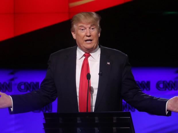 Trump transformará convenção em 'showbiz'  (Foto: REUTERS/Carlo Allegri)