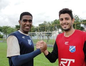 Santos x William Taubaté (Foto: Arthur Costa/ Globoesporte.com)