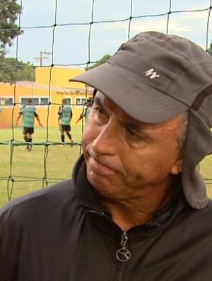 Luis Carlos Martins técnico Comercial (Foto: Reprodução EPTV)