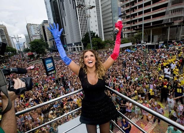 Daniela Mercury vai se apresentar na Parada Gay de São Paulo (Foto: Divulgação)