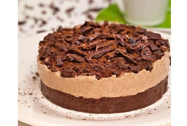Aprenda a fazer um delicioso cheesecake de nutella