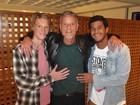 Com filhos adolescentes, Marcelo Novaes diz: 'Lá em casa não existe tabu'
