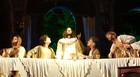Paixão de Cristo é vista por mais de 8 mil pessoas (Jaqueline Almeida/ G1)
