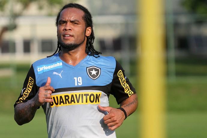 Carlos Alberto botafogo (Foto: Vitor Silva / SSPress)