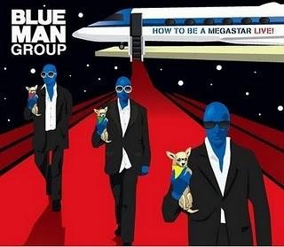 Discos Blue Man Group (Foto: Divulgação)