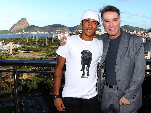 Neymar terá assessoria de empresa de Eike Batista (Foto: Reprodução) (Foto: Divulgação /AGIF)