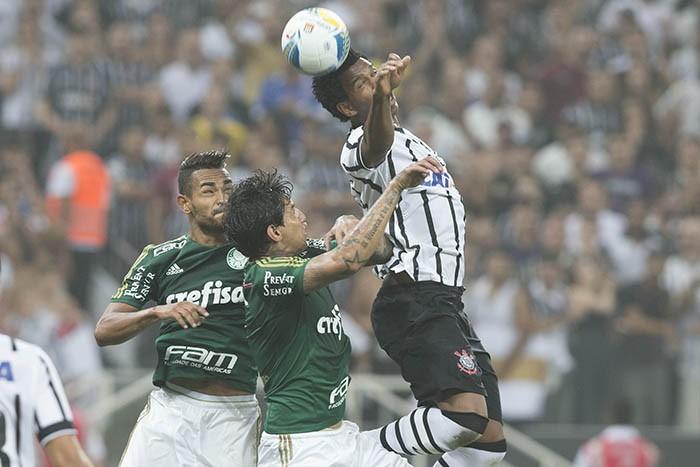 Corinthians x Palmeiras pela semifinal do Campeonato Paulista 2015