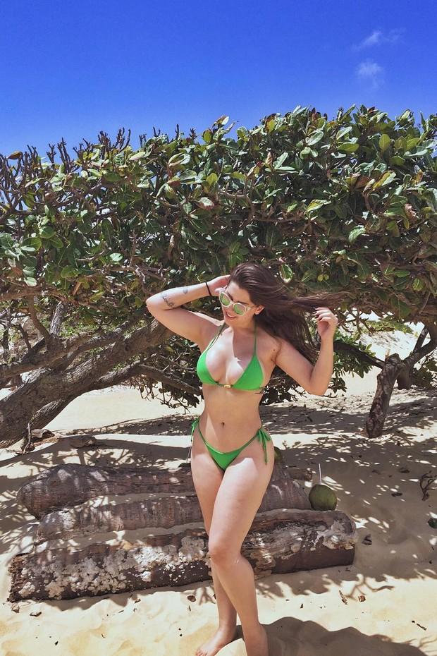Ex-BBB Andressa Ganacin (Foto: Reprodução do Instagram)