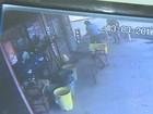 Vídeo mostra briga que resultou na morte de jovem em mercantil, no AP