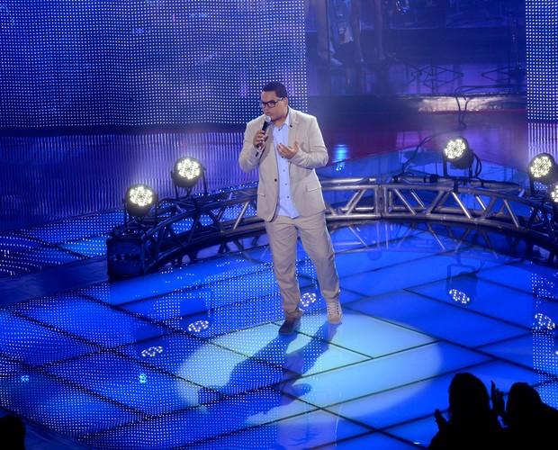Vinny (Foto: Rede Globo/The Voice)