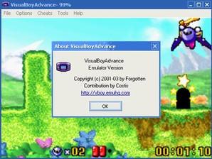 VisualBoy Advance