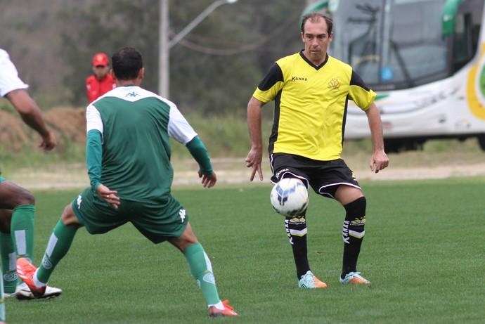 Paulo Baier Criciúma Guarani jogo-treino (Foto: Fernando Ribeiro / Criciúma EC)