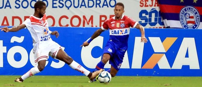 Sergipe x Bahia (Foto: Felipe Oliveira EC Bahia)