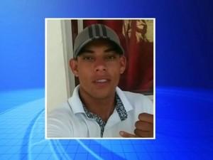 Jovem foi baleado e morto (Foto: Reprodução / TV TEM)