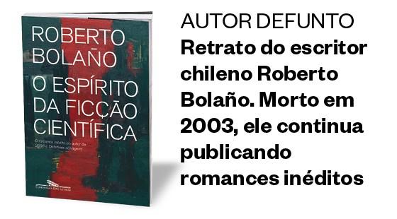 Autor defunto (Foto: Arte/Época)