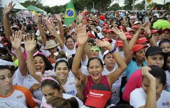 Em Manaus, corrida de rua marcará Dia Internacional da Mulher