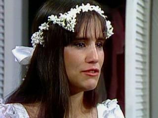 Gloria Pires como Marisa, aos 15 anos (Foto: Vídeo Show/TV Globo)