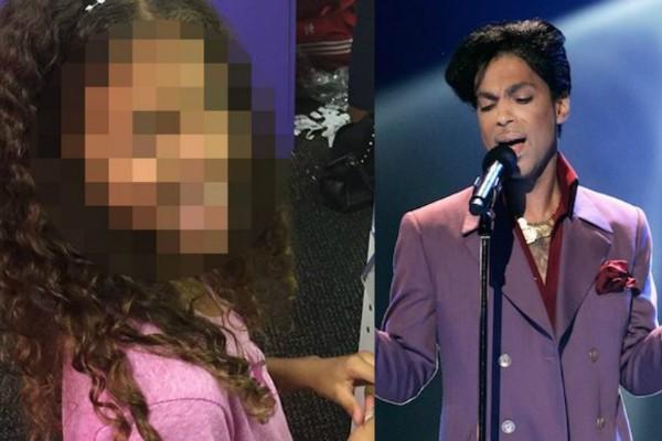 Victoria sobrinha-neta de Prince (Foto: Reprodução Facebook/Getty Images)