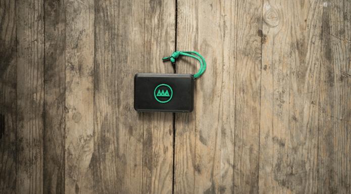 Gnarbox é um aparelhinho bem portátil e fácil de usar (Foto: Divulgação/Gnarbox)