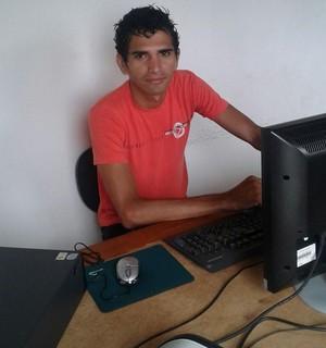 Jackson Cicareli, diretor técnico do Rio Negro-RR (Foto: Arquivo Pessoal)