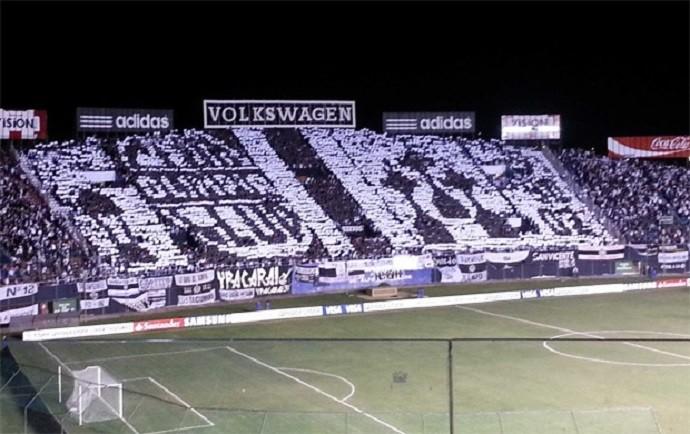Estádio Defensores Del Chaco (Foto: Rafael Cavalieri)