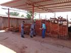 Polícia Militar Ambiental de Bauru autua madeireira em Agudos