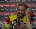 """Willian Farias revela ansiedade por jogos oficiais: """"É o que a gente espera"""""""
