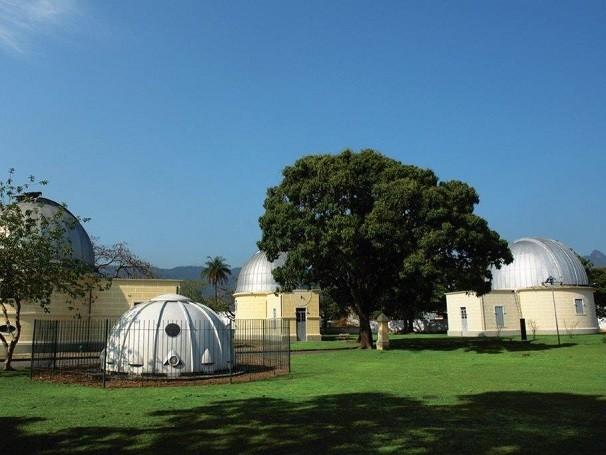 Criado em 15 de outubro de 1827, o Observatório Nacional é a instituição científica mais antiga do Brasil ainda em funcionamento (Foto: Divulgação/ Observatório Nacional)