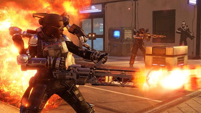 Equipe seus soldados e vá para o combate (Foto: Divulgação/2K Games)