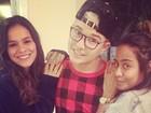Bruna Marquezine curte férias com Neymar após dias com amigos