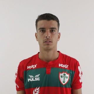 Bruno Xavier Portuguesa (Foto: Divulgação)