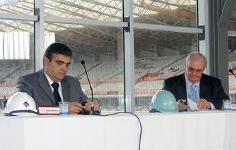Cruzeiro pede rescisão judicial  do contrato com a Minas Arena