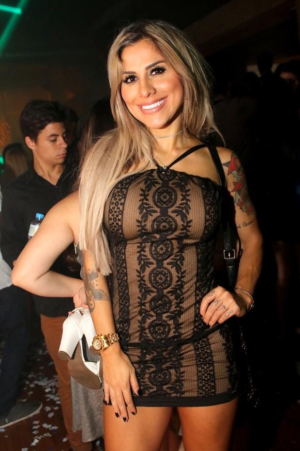 Ex-BBB Vanessa (Foto: Thiago Duran-AgNews)