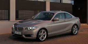 BMW Série 2 (Foto: Divulgação)