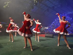 Balé participa com quatro coreografias (Foto: Cleiton Thiele/SerraPress/Divulgação)