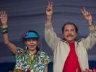 Nicarágua inicia campanha presidencial com Ortega como favorito